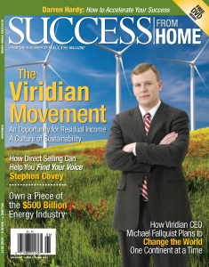 Success from Home, June 2011