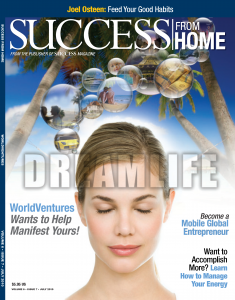 Success from Home, July 2010
