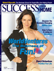 Success from Home, May 2008