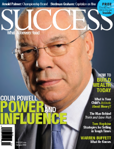 SUCCESS, Feb. 2009