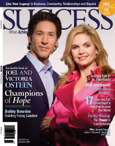 SUCCESS, Nov. 2009