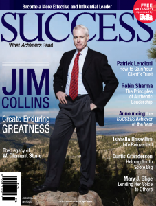 SUCCESS, April 2010