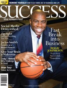 SUCCESS, August 2010