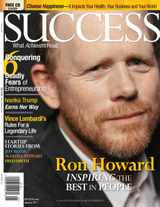 SUCCESS Magazine, Jan. 01