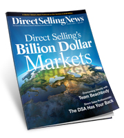 Direct Selling News - Billion Dollar Markets